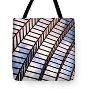 Stairway To Heaven Tote Bag by Rona Black