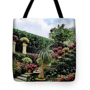 Stairway To Isola Bella Tote Bag