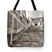 Stairway To Salvation  Tote Bag