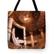 Stairway To The Angles Tote Bag