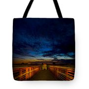 Stairway To The Stars Tote Bag