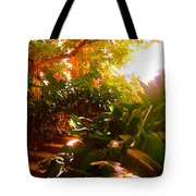 Stairway To The Top Tote Bag
