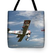 Stalked Tote Bag by Pat Speirs