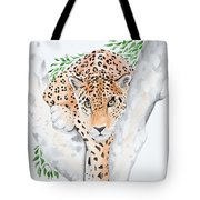 Stalker In The Trees Tote Bag