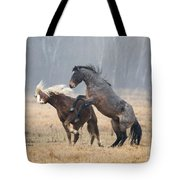 Stallion Challenge Tote Bag