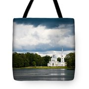 Stameriena Orthodox Church Tote Bag