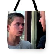 Stand By Me #1 Tote Bag