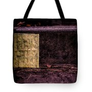 Stand Or Not Stand Tote Bag by Bob Orsillo
