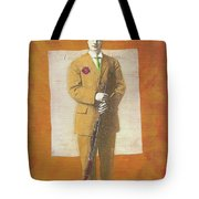 Stand Up For The Second Amendment Tote Bag