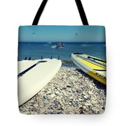 Stand Up Paddle Boards Tote Bag