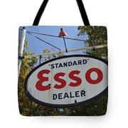Standard Esso Dealer Tote Bag