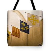 Standards Of The Knights Of The Templar Tote Bag