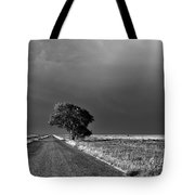 Standing All Alone Tote Bag