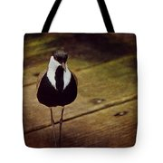 Standing Bird Tote Bag