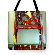 Standing By Tote Bag