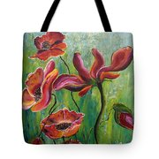 Standing High Tote Bag
