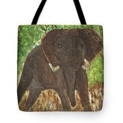 Standing My Ground Tote Bag