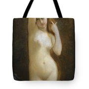 Standing Nude Tote Bag