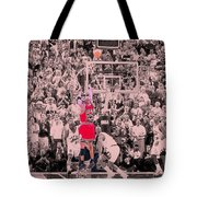 Standing Out From The Rest Of The Crowd Tote Bag by Brian Reaves