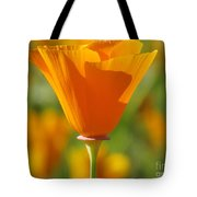 Standing Solo Tote Bag