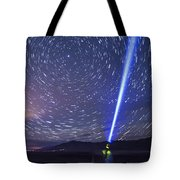 Standing Still Tote Bag
