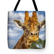 Standing Tall V2 Tote Bag