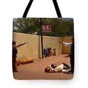 Standoff Tote Bag