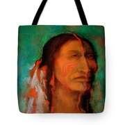 Stands Tall Tote Bag by Johanna Elik