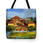 Stanford Chapel Tote Bag