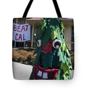 Stanford Tree Mascot Beat Cal Tote Bag