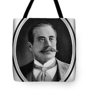 Stanford White (1853-1906) Tote Bag
