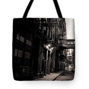 Staple Street - Tribeca - New York City Tote Bag by Vivienne Gucwa