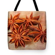 Star Anise Tote Bag