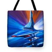 Star Drive Tote Bag