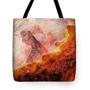 Star Dust Angel - Desert Tote Bag