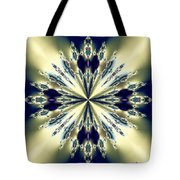 Star Jewel Fractal Tote Bag