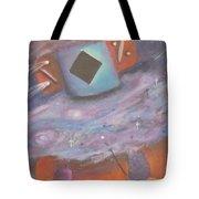 Star Kachina Tote Bag