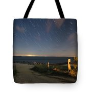 Star Light Point Tote Bag