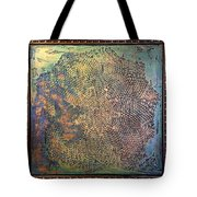 Star Masterpiece By Alfredo Garcia Art Tote Bag