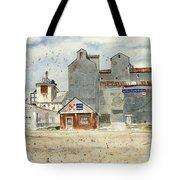 Star Mill Tote Bag