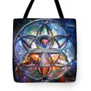 Star Seed Tote Bag