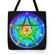 Star Sense Creation Tote Bag