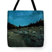 Star Showers Tote Bag