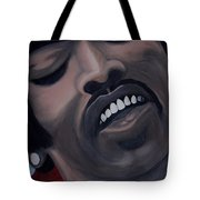 Star Spangled Jimi Tote Bag