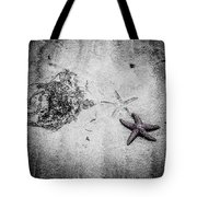 Star Track Tote Bag