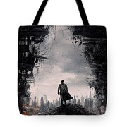 Star Trek into Darkness  Tote Bag by Movie Poster Prints