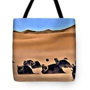 Star Wars Desert Animals Tote Bag