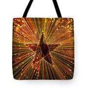 Star Zoom  Tote Bag
