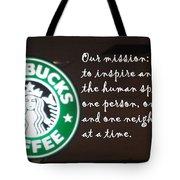 Starbucks Mission Tote Bag