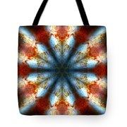 Starburst Galaxy M82 IIi Tote Bag
